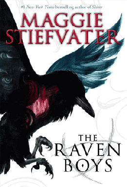 Picture of a book: The Raven Cycle