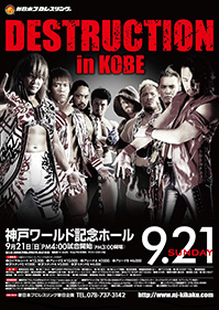 Destruction in Kobe (2014)