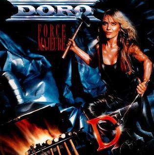 <i>Force Majeure</i> (Doro album) 1989 studio album by Doro