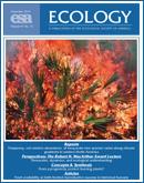 <i>Ecology</i> (journal) journal