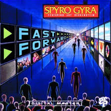 <i>Fast Forward</i> (Spyro Gyra album) 1990 studio album by Spyro Gyra