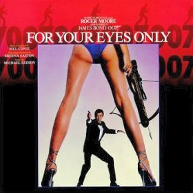 <i>For Your Eyes Only</i> (soundtrack) 1981 soundtrack album by Bill Conti