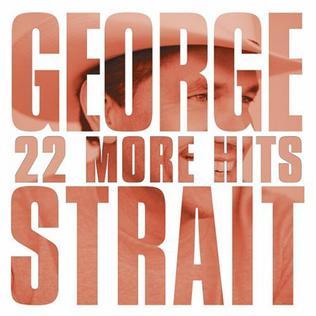 george strait 50 number 1 hits