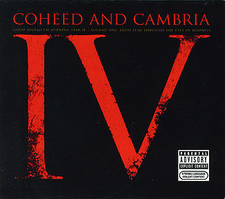 Coheed And Cambria: Good Apollo I'm Burning Star IV