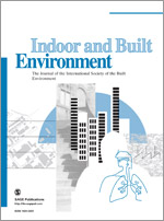 <i>Indoor and Built Environment</i> journal