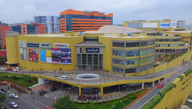 Coupon shopping mall hyderabad