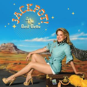 <i>Jackpot! The Best Bette</i> compilation album by Bette Midler rekeased in 2008