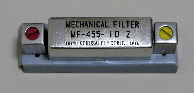 Mechanical filter - Wikipedia