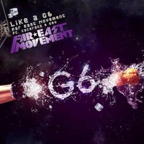 Far East Movement featuring The Cataracs and Dev — Like a G6 (studio acapella)