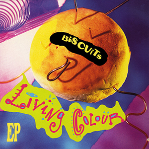 <i>Biscuits</i> (EP) 1991 EP by Living Colour