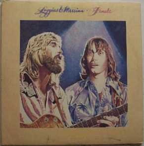 <i>Finale</i> (album) 1977 live album by Loggins and Messina