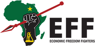 Economic Freedom Fighters South African political party