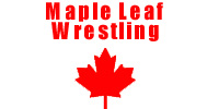Maple Leaf Wrestling logo