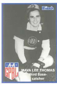 Mava Lee Thomas