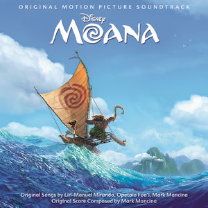 soundtrack to the 2016 movie Moana