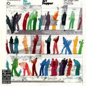 No Limit Art Pepper Album Wikipedia