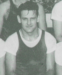 Ossie Schectman American basketball player