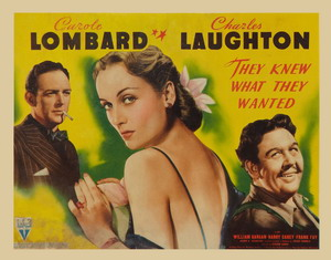 <i>They Knew What They Wanted</i> (film) 1940 film by Garson Kanin