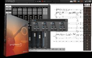 Progression (software) music software
