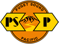 Puget Sound and Pacific Railroad transport company