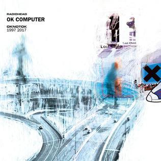 <i>OK Computer OKNOTOK 1997 2017</i> 2017 compilation album by Radiohead