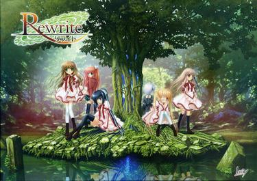 Picture of a game: Rewrite