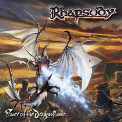 <i>Power of the Dragonflame</i> 2002 studio album by Rhapsody