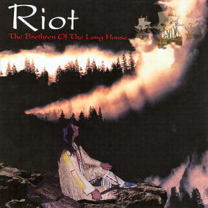 <i>The Brethren of the Long House</i> 1995 studio album by Riot