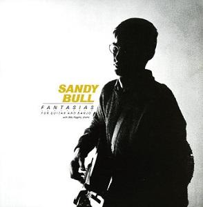 <i>Fantasias for Guitar and Banjo</i> 1963 studio album by Sandy Bull