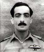 Sarfaraz Ahmed Rafiqui Pakistani aviator