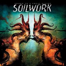 <i>Sworn to a Great Divide</i> 2007 studio album by Soilwork