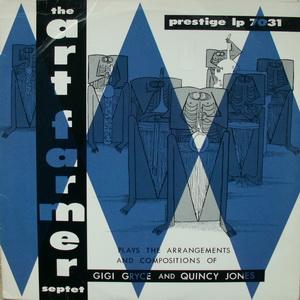 <i>The Art Farmer Septet</i> 1956 studio album by Art Farmer
