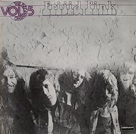 <i>The Beginning Vol. 5</i> 1973 compilation album by Frijid Pink