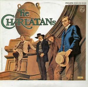 <i>The Charlatans</i> (1969 album) 1969 studio album by The Charlatans