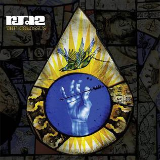 <i>The Colossus</i> (album) 2010 studio album by RJD2