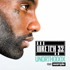 Wretch 32 featuring Example — Unorthodox (studio acapella)