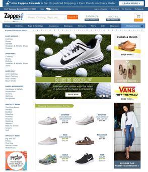 0a784f07ac4c9 Zappos.com screenshot.jpg. Type of site
