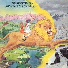<i>The Roar of Love</i> 1980 studio album by 2nd Chapter of Acts