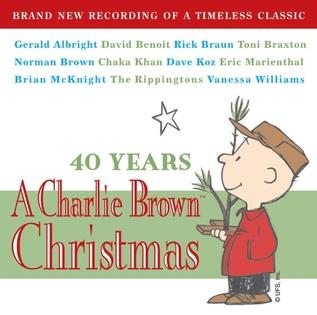 <i>40 Years: A Charlie Brown Christmas</i> 2005 compilation album by David Benoit