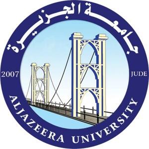 Aljazeera University in Deir Ezzor logo.jpg