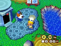 nintendo gamecube animal crossing
