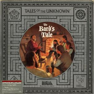 <i>The Bards Tale</i> (1985 video game) 1985 role-playing video game