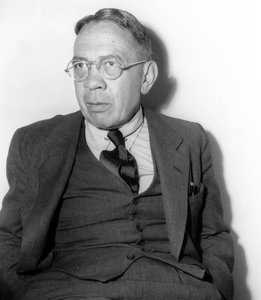 Bernard DeVoto American historian and author