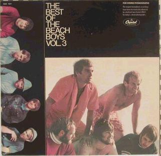 Best of The Beach Boys Vol. 3 artwork
