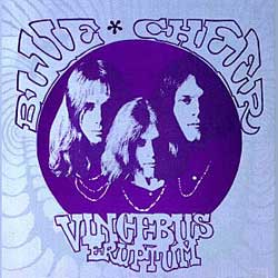 <i>Vincebus Eruptum</i> 1968 studio album by Blue Cheer