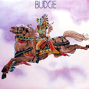 <i>Budgie</i> (album) 1971 studio album by Budgie