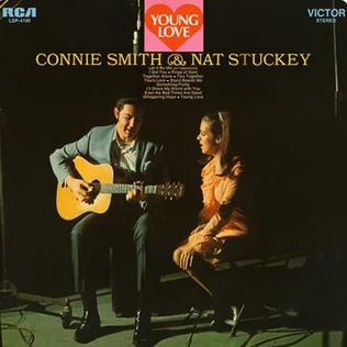 Young Love Connie Smith And Nat Stuckey Album Wikipedia