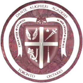 Dante Alighieri Academy Catholic high school in North York, Toronto, Ontario, Canada