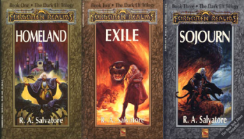 The Dark Elf Trilogy - Wikipedia