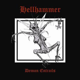 <i>Demon Entrails</i> 2008 compilation album by Hellhammer